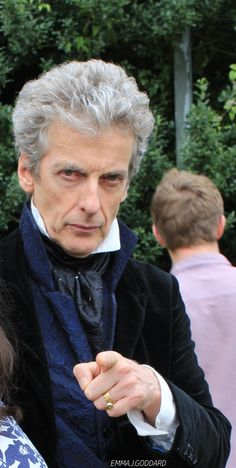 The Doctor wants YOU for a trip in the TARDIS! (Bags already packed! On my way!)