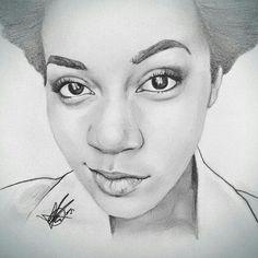 #art #portrait #pencildrawing #sketching #illustration #arte #retrato #dibujo www.facebook.com/antonio.ayala.castejon.oficial #sexy #eyes
