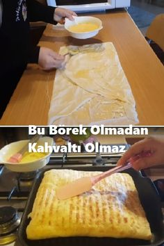 Pizza Pastry, Savory Pastry, Turkish Recipes, Ethnic Recipes, Homemade Beauty Products, Diy Food, Food To Make, Brunch, Food And Drink