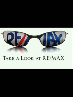 Re/Max Sunglasses Take a look at RE/MAX #thisgirlsellshouses #RemaxRealtor #realestate