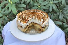 Butter Pecan & Pumpkin Ice Cream Cake-YUM!~  Blog