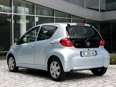 Toyota Aygo (2005 – 2008).