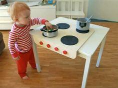 Cocina infantil, un clásico en Piratas de Ikea. ¡Lo compratimos!