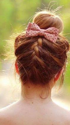 #Beauty : 4 Elegant Braided Updo Hairstyles | My Favorite Things