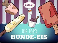 Die besten Eisrezepte für Eure Hunde