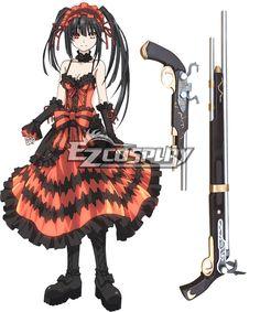 ad: Date A Live Tokisaki Kurumi Nightmare Cosplay Weapon  Date A Live Tokisaki Kurumi Nightmare Cosplay Weapon  http://www.shareasale.com/m-pr.cfm?merchantID=38080&userID=1079412&productID=605968782  #cosplay
