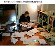 Vet student life: I have done this when it gets real- legit