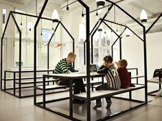 Vittra Telefonplan School by Rosan Bosch