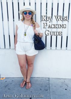 Key West Packing Guide for your next trip Key West Florida, Florida Keys, Florida Girl, Florida Vacation, Florida Travel, Florida Outfits, Florida Fashion, Vacation Outfits, Key West