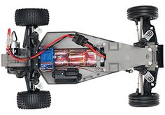 Traxxas Bandit: 1/10 Scale Off-Road Buggy with TQ 2.4GHz Radio System Vehicle, Courtney Force  http://www.bestdealstoys.com/traxxas-bandit-110-scale-off-road-buggy-with-tq-2-4ghz-radio-system-vehicle-courtney-force/