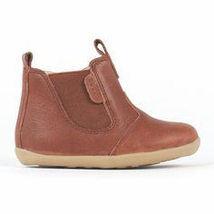 Bobux Step Up Jodphur Boot Toffee