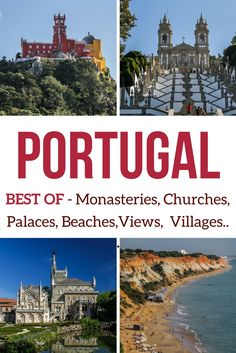 Best of Portugal ! Plan your trip with the best things to in Portugal: best of monasteries, Palaces, churches, views, villages... All with photos! --- Portugal Travel - Portugal things to do - Portugal Itinerary - Portugal photography - Portugal Travel Guide - Portugal Travel Tips
