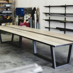 Conference Table Meeting Room Table Co-Working Table Community Table Work Station Standing Desk