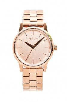 Nixon - Zegarek A361 Small Kensington All Rose Gold