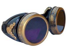 Gafas de novedad victoriana Gafas Steampunk por rustyobservatory