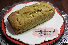 Fall Harvest Bread Recipe (Made with Pumpkin, Squash and Zucchini) #fall #recipes