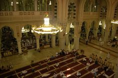 praying in masjid al haram