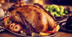 How to make a Christmas goose that would warm Scrooge's heart.