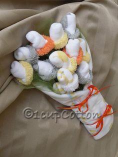 Super cute baby shower gift idea!