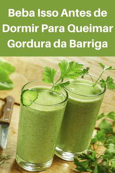 Bebidas Detox, Celery, Smoothies, Vegan, Vegetables, Fitness, Academia, Food, Spearmint Recipes