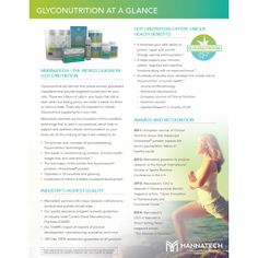 Glyconutrition At A Glance Tear Off Pad - 50 pk - Tear-Off Pads - Tools