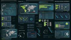 INTERFACE Call of Duty: Modern Warfare 3 - load screen graphics