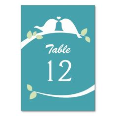 =>Sale on          Aqua Love Bird Table Card           Aqua Love Bird Table Card lowest price for you. In addition you can compare price with another store and read helpful reviews. BuyReview          Aqua Love Bird Table Card Here a great deal...Cleck Hot Deals >>> http://www.zazzle.com/aqua_love_bird_table_card-256060414881066702?rf=238627982471231924&zbar=1&tc=terrest
