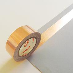 Copper Foil Tape   Lovely Pigeon
