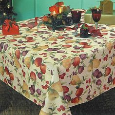 Check Out These Deals for Outdoor Cooking & Dining Lowes Food, Tablecloth Fabric, Fruit Garden, Table Linens, Outdoor Furniture, Outdoor Decor, Color Splash, Printing On Fabric, Comforters