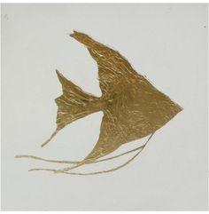 Golden Angels II - Accessories - Canvas Art - Animal