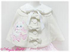 Angelic Pretty » Outerwear » Vanilla-chan Cape