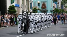 Well it wouldn't be a trip to #disney without a touch of #starwars #waltdisneyworld #fb
