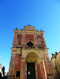 Isolalunga, Frazione di Dolcedo (IM), Chiesa di San Sebastiano