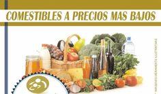 Canasta ahorro de comestibles para toda la población