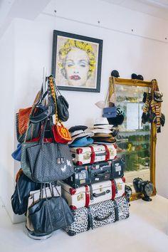 好きなものに忠実にファッションデザインラバーの家アートのある暮らし Vol.16