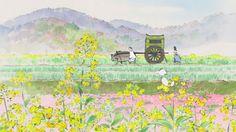 'The Tale of Princess Kaguya' is Studio Ghibli at Its Sweet, Epic Best