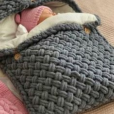 blankets knitting patterns beginners The best 15 knit baby blankets of the week Knitting patterns for beginners Knitted Baby Blankets for Beginners Baby Sleeping Bags Baby Knitting Patterns Free Baby Blanket Pattern Baby Swaddle Sleeping Bags Free Baby Blanket Patterns, Knitting Patterns Free, Free Knitting, Crochet Patterns, Free Pattern, Start Knitting, Knitting Stitches, Stitch Patterns, Baby Cocoon Pattern