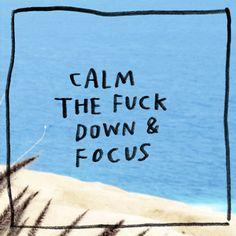 Se você estiver tendo um dia ruim, lembre-se desses Gifs motivacionais e relaxantes - Follow the Colours