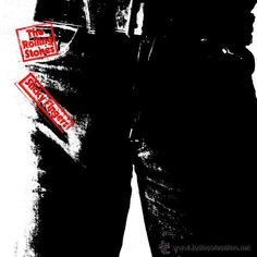 THE ROLLING STONES. STICKY FINGERS. CD / VIRGIN BENELUX - 10 TEMAS. CALIDAD LUJO.