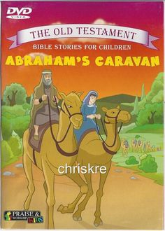 Abraham's Caravan Bible Stories for Children Old Testament Story Faith DVD Video