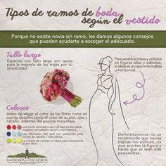 ¡Conoce los colores ideales del ramo! ¡Cada detalle cuenta! #tradiciones #wedding #ramo #flores #vestido #mezclaperfecta