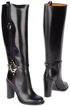 ShopStyle: GUCCI High-heeled boots
