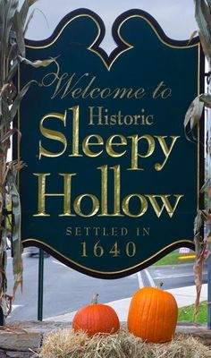 The Real Sleepy Hollow - a fantastic place t o visit for Halloween
