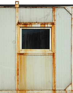 Rust Stains on Exterior Details