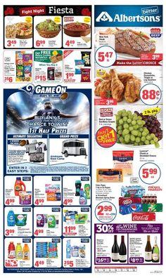 Albertsons Weekly Ad September 13 - 19 #grocery savings #Albertsons circular