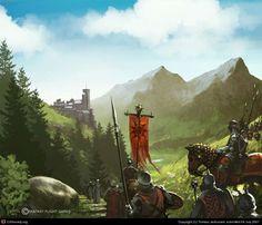 Vale Pact 5 by Tomasz Jedruszek | 2D | CGSociety