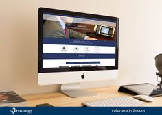 Check out one of our new web design projects for CVI Interior Design by Valorous Circle.