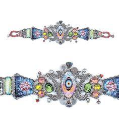 Ayala Bar Jewelry | Radiance Bracelet pinned from  Setty Gallery