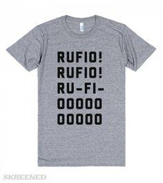 Rufio! Rufio! Rufioooo | The most badass kid on the planet. Rufio!! Leader of the lost boys. #Skreened
