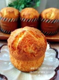 壊れた!/プレーンが最高♡バターリッチなマフィン[LIMIA] | かおチャン 毎日を 幸せに* Donut Recipes, Sweets Recipes, Brownie Recipes, No Bake Desserts, Cupcake Recipes, Snack Recipes, Japanese Cake, Cooking Cake, Baking Muffins